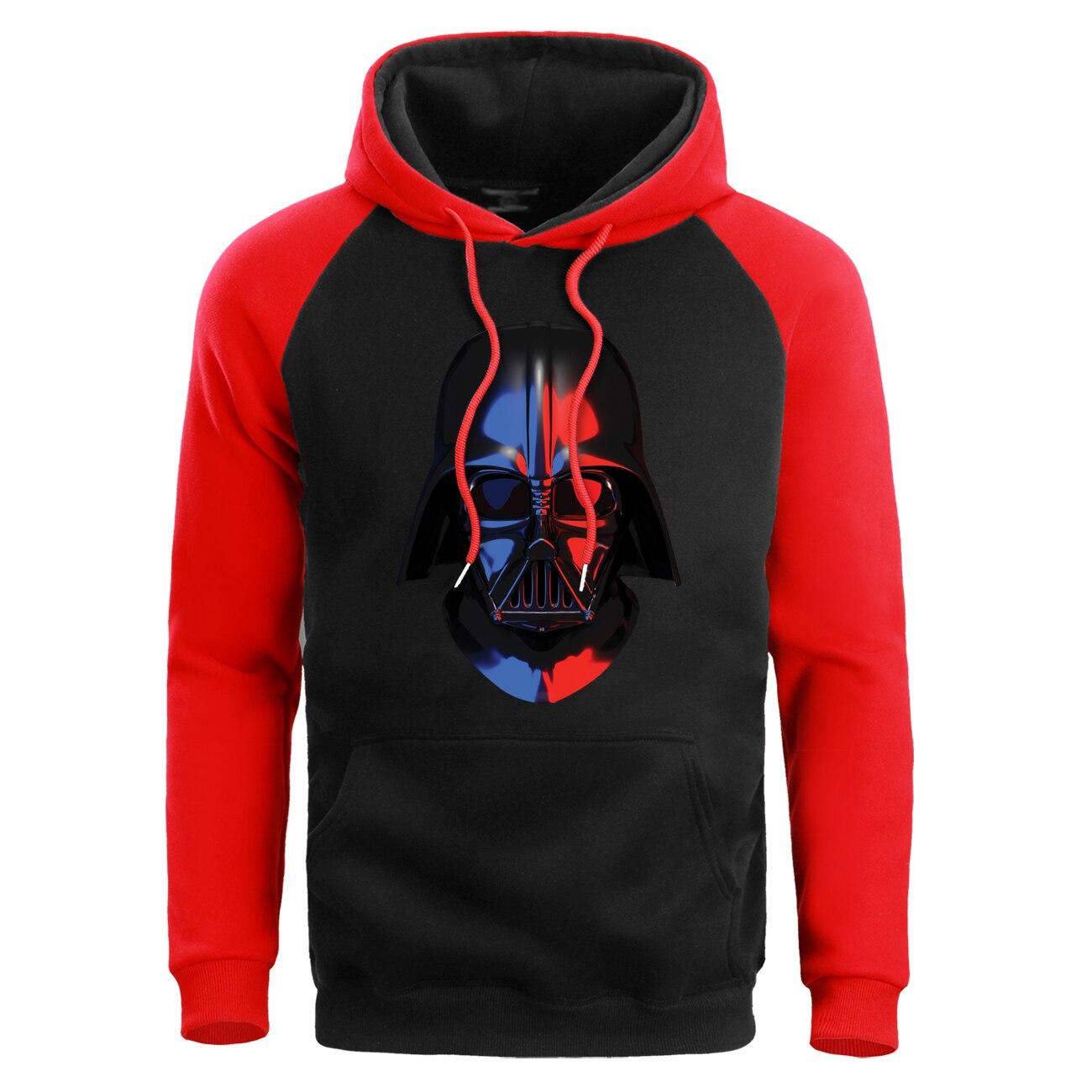 2019 Autumn Winter Mens Star Wars Hoodies Fashion Darth Vader Sportswear Hooded Hoodie Hip Hop Casual Pullover Hoody Long Sleeve