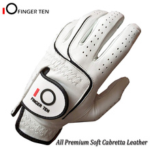 All Premium Soft Cabretta Leather Mens Golf Gloves  Fit Grip Left Hand Lh Right Hand Rh with Size from Small to XXL