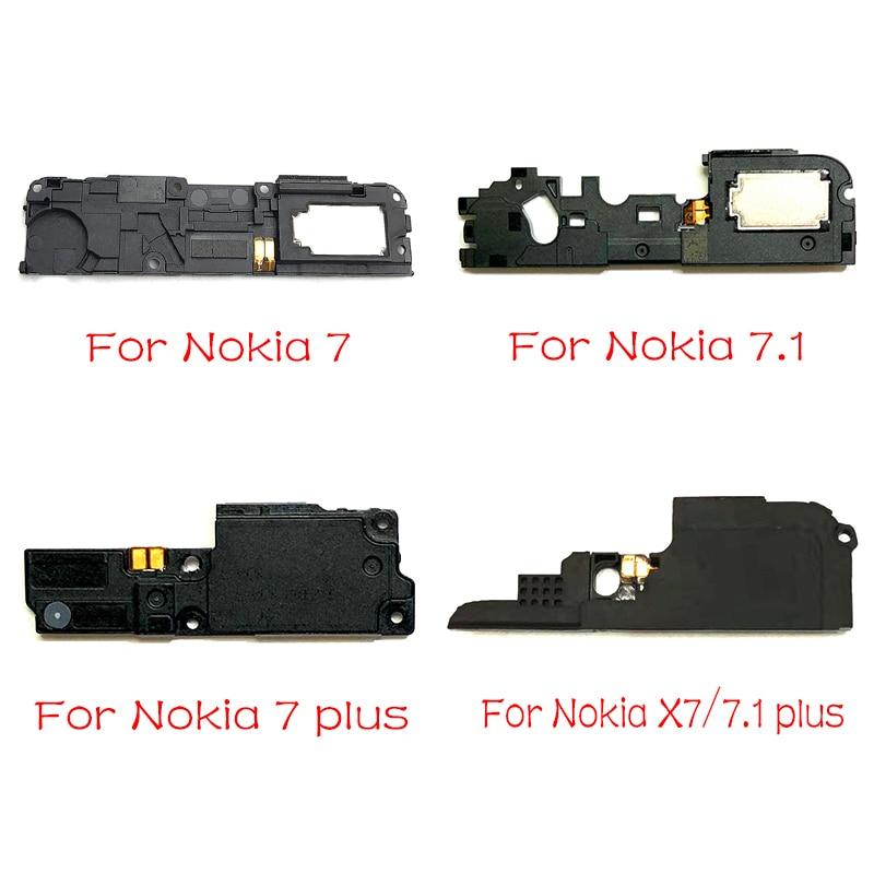 For Nokia 3 5 6 7 8 7.1 6.1 Plus X5 X6 Loud Speaker Buzzer Ringer Flex Replacement Parts