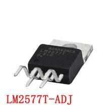 1 unidade / lote LM2577T-ADJ LM2577-ADJ LM2577T LM2577 TO-220-5 novo em estoque