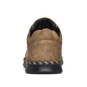 Image 5 - מותג קיץ גברים של נעליים יומיומיות רך בעבודת יד מוקסינים גברים נעלי יוקרה מותג אביב אופנה גבר נעלי סירת נעלי מכירה לוהטת