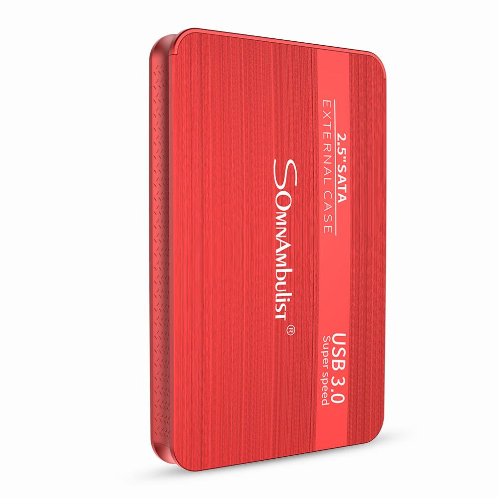 External Hard Drive 2.5 Portable Hard Drive HD Externo 1 TB 2 TB USB3.0 storage, 6