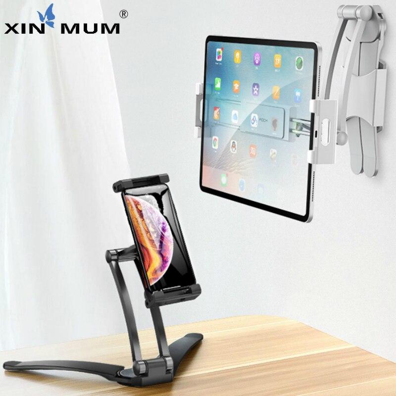 Desk Supporto Del Supporto Tablet Stand Per iPad Pro 11 10.5 10.2 9.7 mini Supporto Del Telefono Universale Per Xiaomi Samsung Tablet