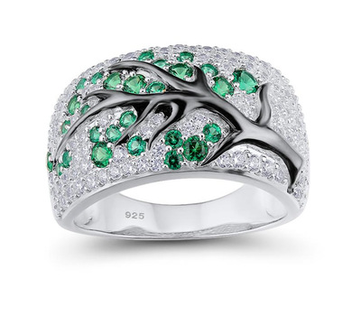 Горячая Распродажа, дизайн, роскошное большое овальное CZ кольцо золотого цвета, обручальное кольцо, хорошее ювелирное изделие для женщин, ювелирных изделий - Цвет основного камня: 16