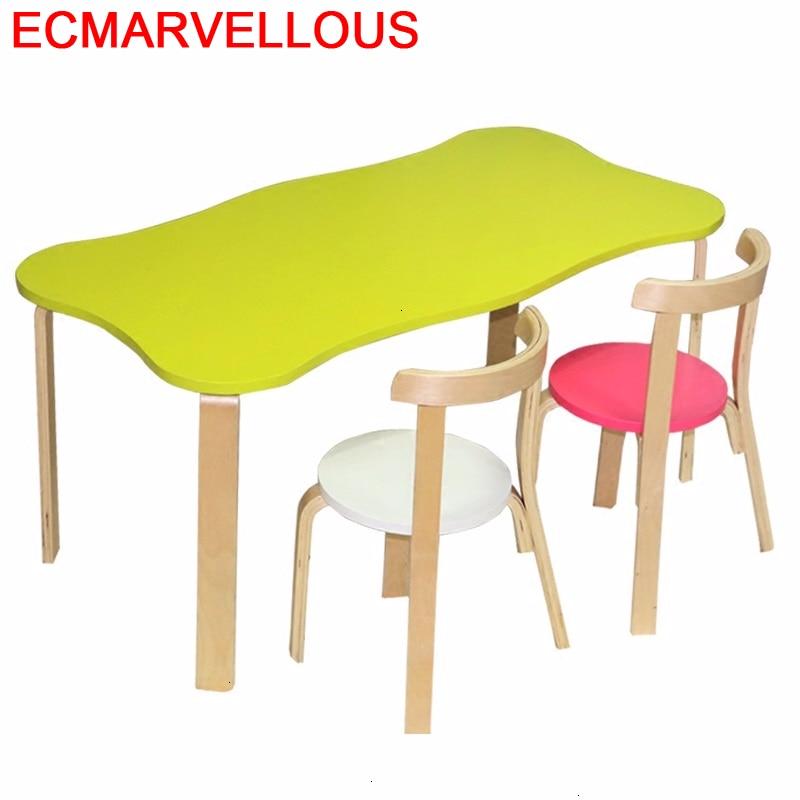 Tavolo Per Bambini Pupitre Baby Child Desk For Kids Kindergarten Kinder Bureau Enfant Mesa Infantil Study Children Table