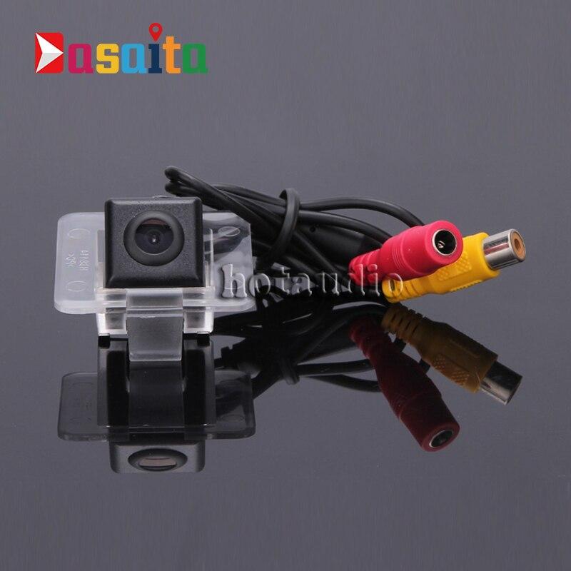 CCD araba dikiz kamera mercedes-benz X204 GLK serisi GLK350 yedekleme ters ters park kiti monitör sensörü su geçirmez