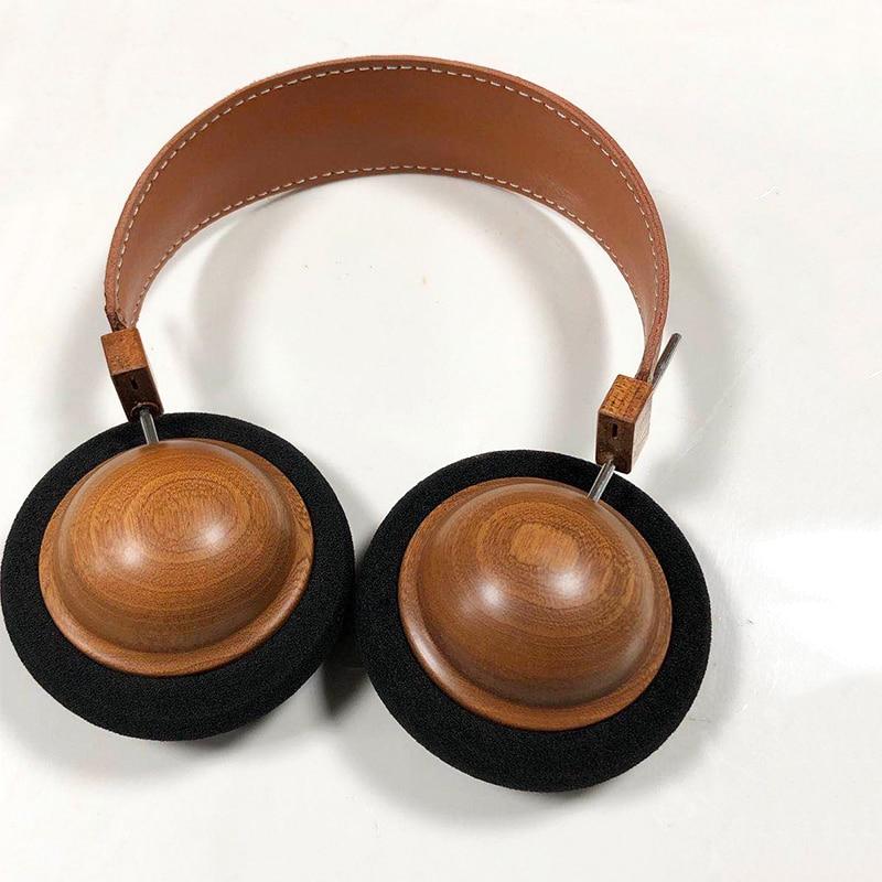40MM 45MM 50MM Speaker unit HiFi Headphone DIY Close Back Headphone Housing Over Ear Headphone Shell Case Headsets DIY