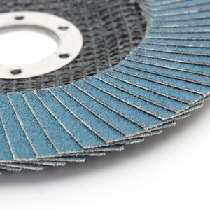 Image 5 - 10Pcs Grinding Wheels Flap Discs Sanding Discs 125mm 5 Inch 40/60/80/120 Grit Angle Grinder Abrasive Tool Wood Tools