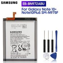 Samsung Original Ersatz Batterie EB BN972ABU Für Samsung Galaxy Note 10 + Note10Plus Note10 Plus SM N975F 4300mAh