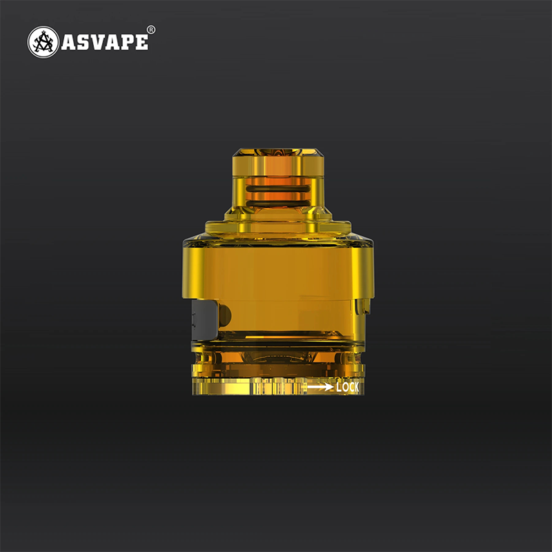 G-taste 1pcs/pack Asvape Hita Replacement Pods 3ml Capacity Empty Cartridge Fit For Asvape Hita Mech Pod Starter Kit