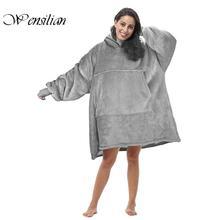 Sleepwear Robe Dressing-Robes Hooded Bata Plus-Size Coral Winter Warm Szlafrok Hombre