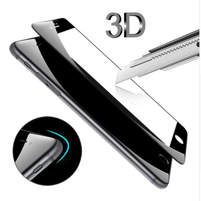 9D Full Cover Protective Glass for iPhone 7 8 Plus 6 6S SE 2020 Screen Protector On iPhone 11 12 Pro Max Mini X XS XR Glass 3