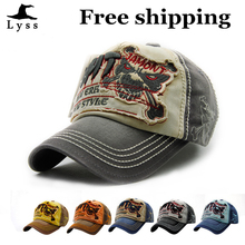 Free shipping Baseball Caps adjustable Hip Hop Fitted Cap Snapback embroidery Hats For Men Women Grinding Multicolor gorras bone