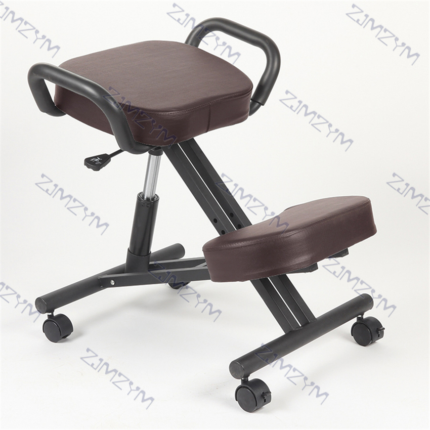 Big Offer B9d2e Ydm 1457 1 Ergonomic Computer Chair Lifting Posture Knee Chair With Armest Office Steel Chair Chair With Fixable Roller Cicig Co