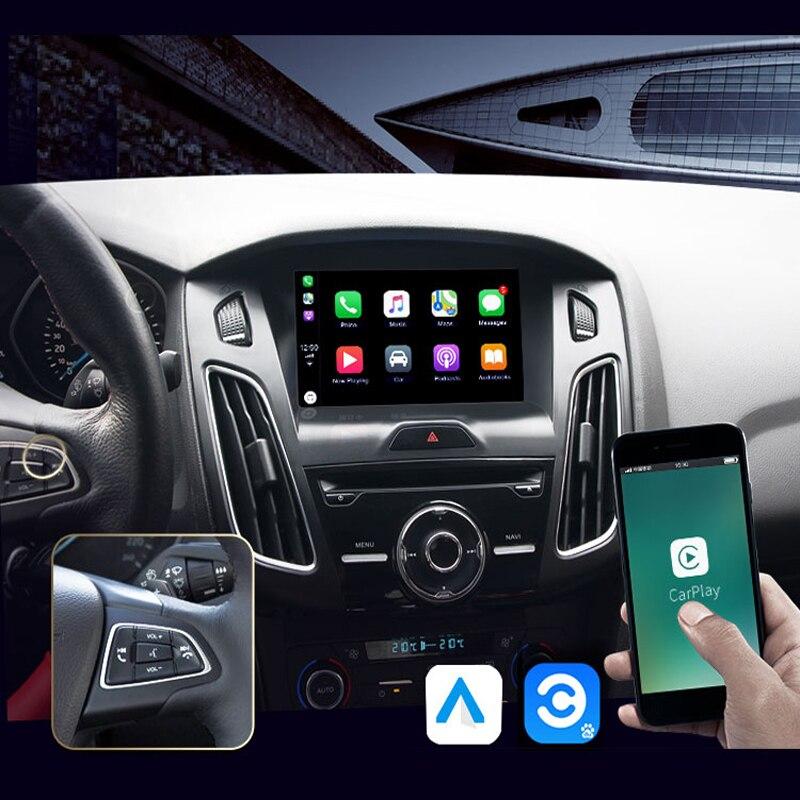 EINFACH AUTO 8'' Android Auto GPS-Navigation für Ford Focus 2012 ~ 2018 Auto GPS Navigation Auto Radio-Player Multimedia system