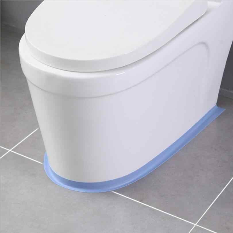 Küche DIY Selbst klebe Tapete Grenze Band Wasserdicht Weiß Mildewproof Abdichtung Dicht Streifen Mosaik PVC Wand Dekor aufkleber