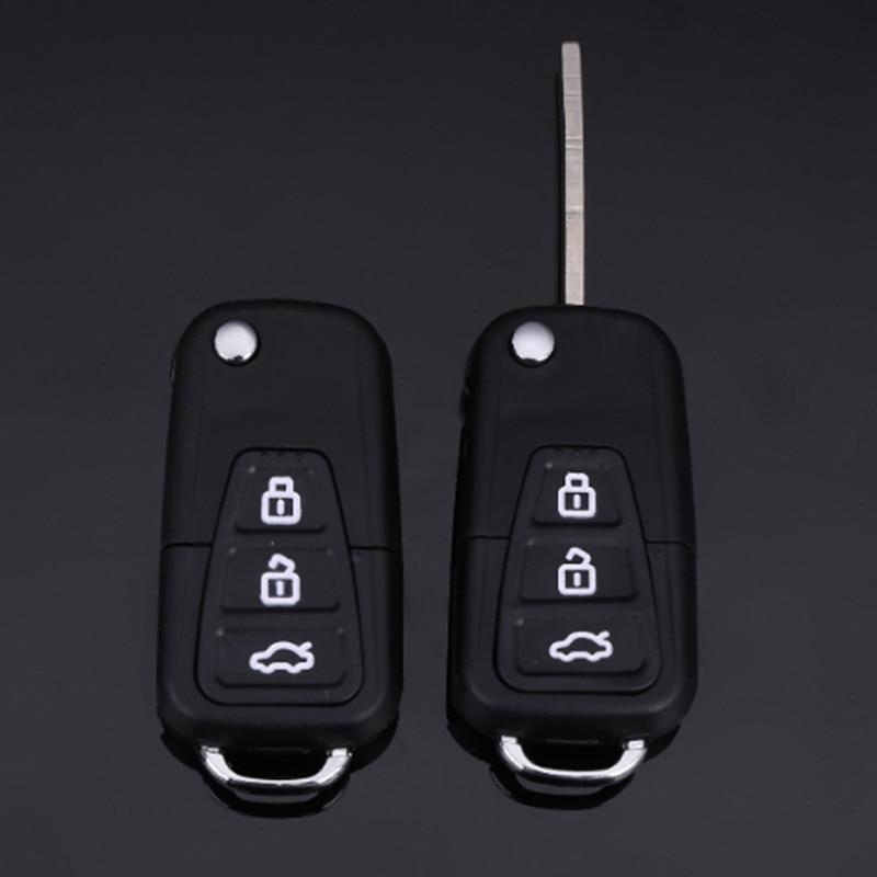 DAKATU 3 кнопочный раскладной чехол для ключа с дистанционным управлением для LIFAN X60 X50 720 сменный дистанционный Чехол-брелок без ключа