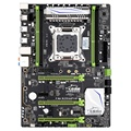 JINGSHA X79 P3 материнская плата LGA 2011-V2 4 канала 64 ГБ DDR3 ECC RAM NVME M.2 USB3.0 SATA3.0/2 0 PCI-E3.0 для Intel Xeon V1 V2 & C
