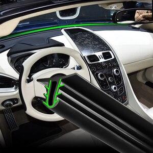 Image 5 - 160 センチメートルユニバーサル密閉フロントガラスシールボード防音自動車ゴムストリップインストルメントパネルシールストリップ
