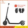 Электрический скутер KUGOO S1 350 Вт со склада в ЕС, складной электрический скутер для взрослых, 3 режима скорости, 30 км, 1-3 дня доставки, VS M365