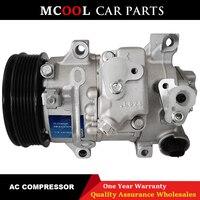 Para Toyota Corolla Matrix 2.4L Scion xB Auto AC compresor 4472601496 8831002520 883101A660 8831002510 88310-1A730 9644727149