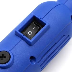 Image 4 - Accessoires pour Dremel 3000 4000, outils électriques, Mini perceuse électrique, Machine à polir, vitesse Variable, outil rotatif, accessoires pour Dremel