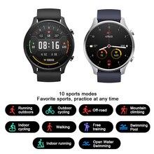 Xiaomi Mi Smart Watch Color NFC 1.39 AMOLED GPS Fitness Tracker Pressure Monitor