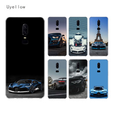 Uyellow Cool Sports Car Design Silicone Soft Case For One Plus 7 Pro 6 6T 5 5T Fashion Fundas Printed Cover Luxury Phone Coque