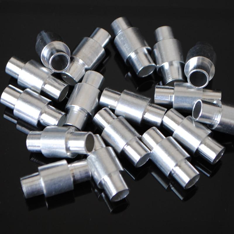 10pcs Bearing Bushing Spacers For Roller Skates Cores SEBA Skating Parts Application For Bearings 608rs & 6mm (M6) Axes