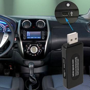 DAB/DAB+ Digital Car Radio DAB Adapter Universal DAB+ Anti-Interference Speaker DC 5V RDS Function Portable
