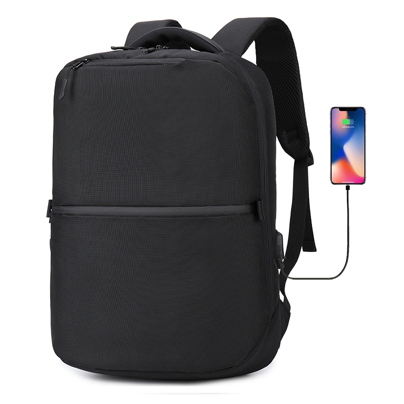 15,6 Inch Anti theft Laptop Backpacks Men Impermeable Oxford USB Charging Schoolbag For Teenager Girl Boy Notebook Travel Bag