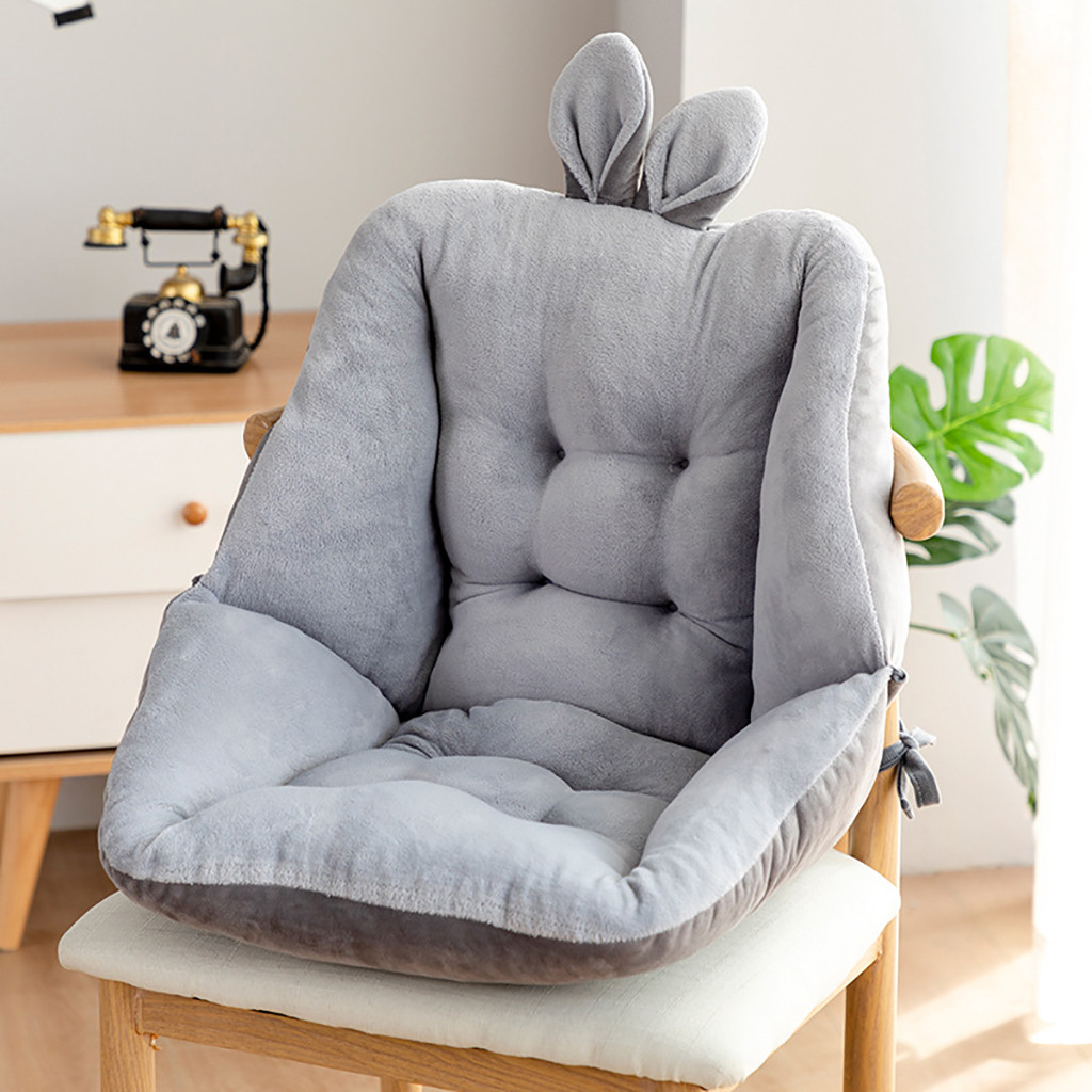 Semi Enclosed One Seat Cushion Chair