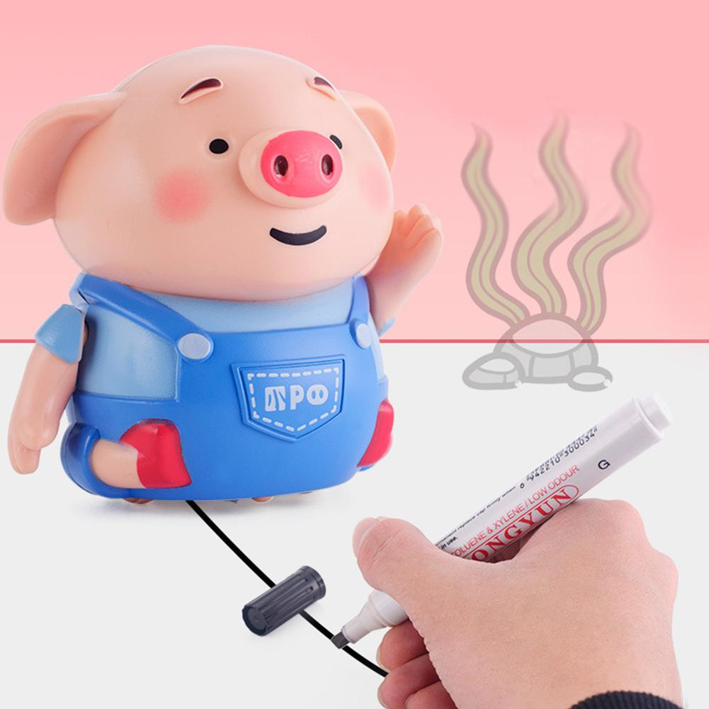 Dashing Induction Pen Toy For GloryStar USB Charging Automatic Induction Road Marking Pen Toys