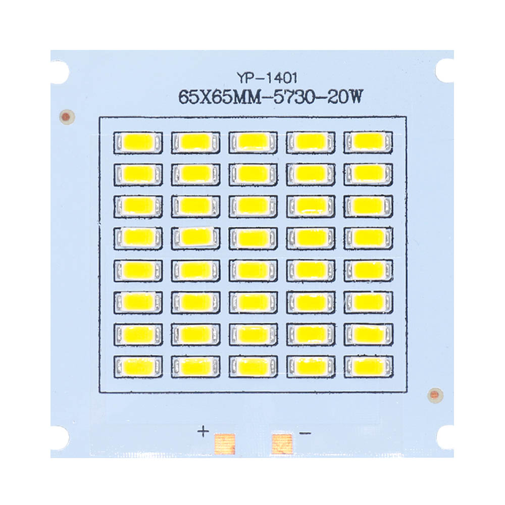 SMD5730 LED Chip 10W 20W 30W 50W Lamp Beads High Power 120LM/W Smart IC LED 32-36V For Indoor Outdoor DIY Kit(China)