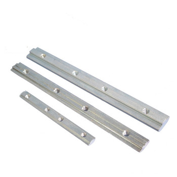 2020 30 40 45 Series Aluminium Extrusion Linear Rail Slot Profile CNC 3D Printer