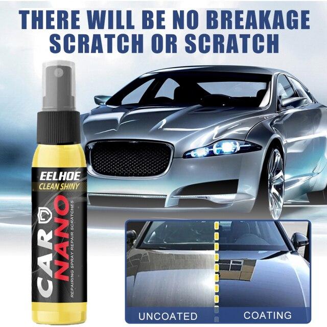 Automotive Liquid Nano-hydrophobic Spraying Wax 30ML Paint Surface Maintenance Sealing And Polishing Excellent Mirror Effect 1