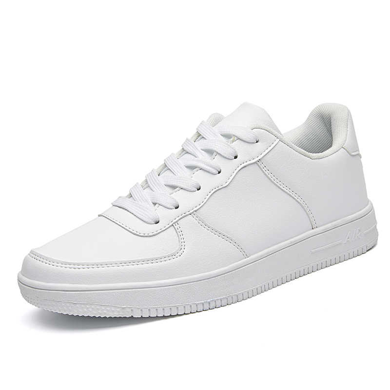 Bán Trắng Giày Sneakers Nam 2020 Ánh Sáng Giày Cho Nam Thoáng Khí Đen Nam Size Lớn Tenis Masculino zapatos Hombre