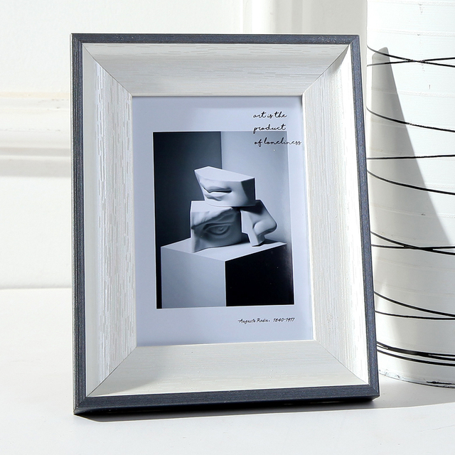 Beautiful Nordic Picture Frame Color: I Size: 5 inch