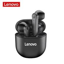 Lenovo PD1 TWS Drahtlose Kopfhörer Bluetooth 5,0 Ohrhörer Wasserdichte Kopfhörer HD Stereo Bass Musik Headset mit Mic HD Anrufe