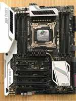 X99-DELUXE DDR4 X99 материнская плата 5960x5930 k б/у 90% новый