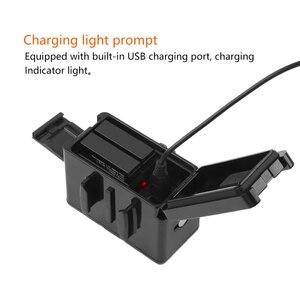 Image 2 - 2019 New for GoPro Diving flashLight lamp Waterproof LED Flash Video Light For GoPro Hero 9/8/7/6/5/4/3 SJCAM SJ4000/Xiaomi Yi