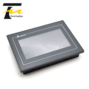 Delta DOP-107BV HMI 7-inch Touch Screen Replaces DOP-B07SS411 / DOP-B07S410 with 3M Cable