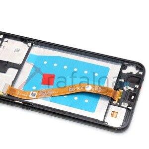 Image 5 - 화웨이 메이트 20 라이트 LCD 디스플레이 터치 스크린 Mate20 라이트 SNE LX1 SNE LX3 화웨이 메이트 20 라이트 LCD 프레임 교체