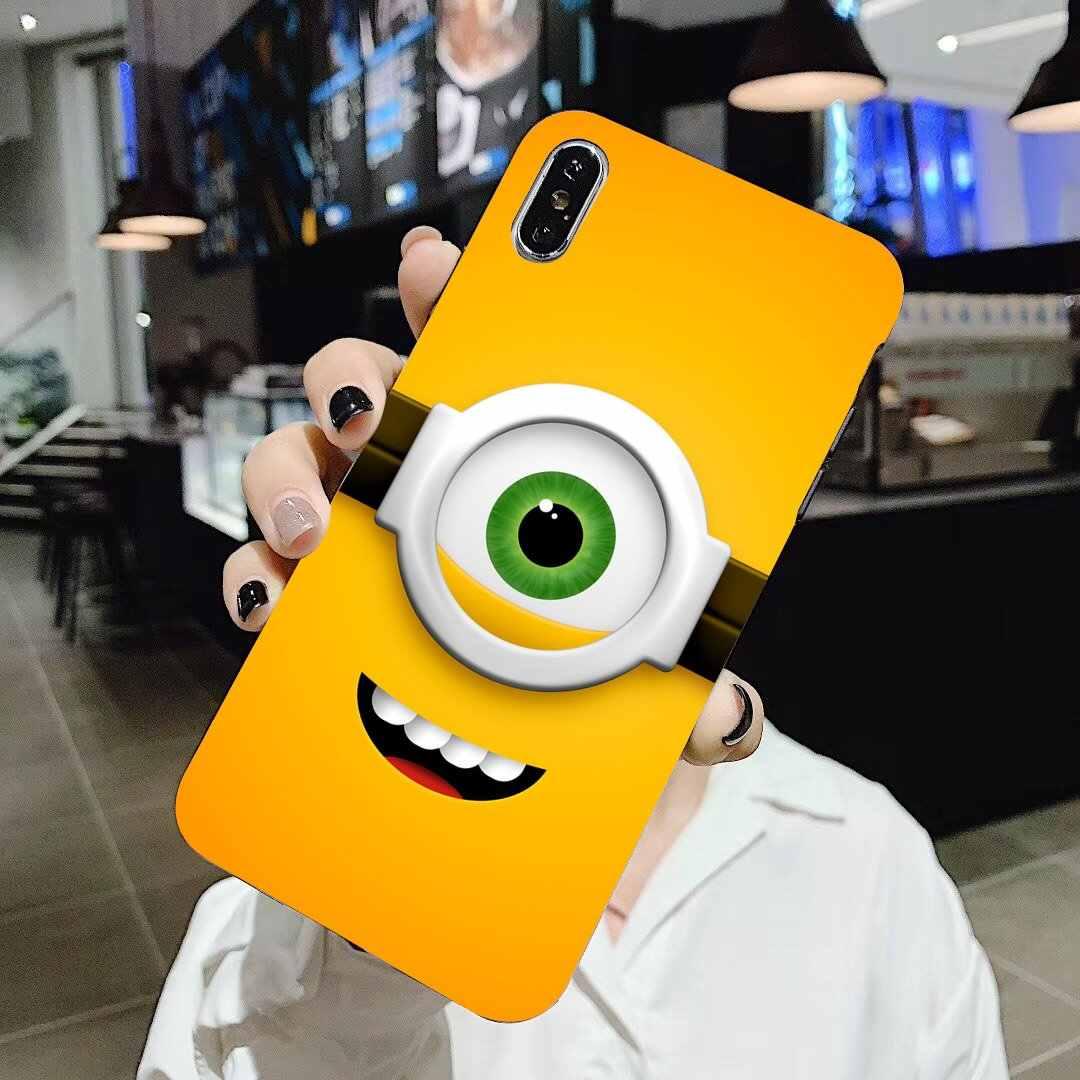 สีเหลืองเล็กๆน้อยๆผิวนุ่มสำหรับ Samsung Galaxy S6 S10E S10 EDGE Lite PLUS CORE Grand PRIME Alpha J1 MINI