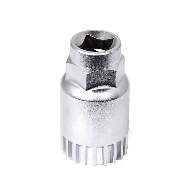 Bicycle Bottom Bracket Remover BB Puller 20 Teeth Wrench Box Sockets Cycling Bike Spanner Repair Service Tool TOL-113