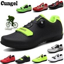 Cungel велосипедная обувь sapatilha ciclismo mtb мужские кроссовки Женская обувь для горного велосипеда самофиксирующаяся обувь для велосипеда Superstar original