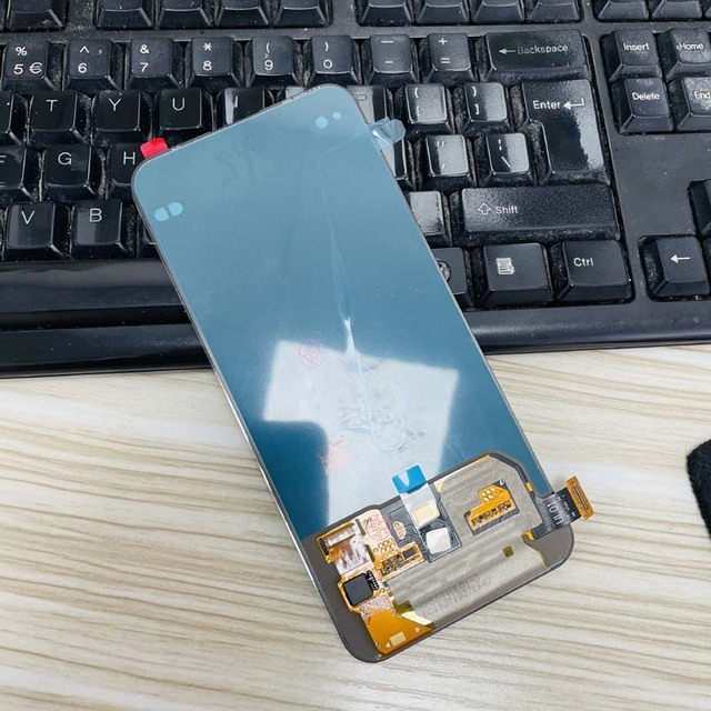 """Full Original For 6.44""""Vivo V17 Pro Vivo  1910 Super Amoled LCD Display+Touch Digitizer Screen Assembly replacements parts"""