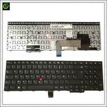 Francês Azerty teclado para lenovo thinkpad edge e550 e550c e555 e555c e560 e560p e565 sn20f22485 00hn085 00hn085 nsk-z50st FR