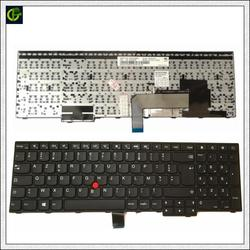 Французская клавиатура с раскладкой AZERTY для lenovo thinkpad edge e550 e550c e555 e555c e560 e560p e565 sn20f22485 00hn085 nsk-z50st FR