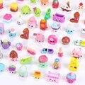 Никаких повторов для детей возрастом от 5 до 10 шт. миниатюрный Shopkines Фруктовые Куклы Фигурки для Семья Детский Рождественский подарок игрушк...